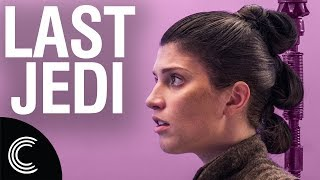 Star Wars: The Last Jedi - Luke Skywalker Meets Rey Parody