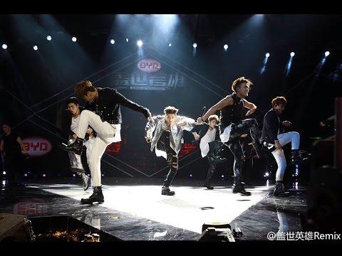 [Live HD] 160710 IKON - Master Chou X Rhythm Ta @Heroes Of Remix Ep3