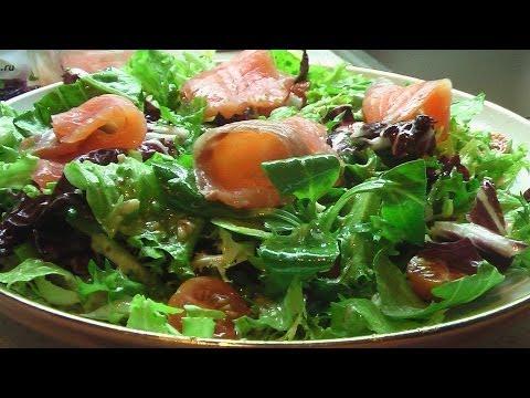 Салатный микс рецепт фото