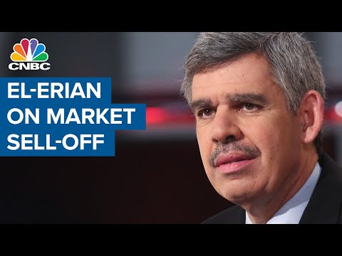 Mohamed El-Erian on what's driving the market sell-off