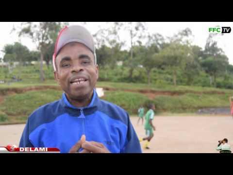 Ecole de foot à Ongojou Nyoumakele Anjouan Comores ( Coach DELAMI )