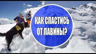 Сход снежной лавины. Как спастись? Из программы Климат Контроль 44
