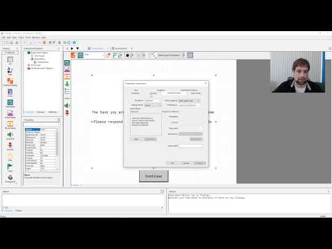 E-Prime 3 Webinar: Building an IAT (Implicit Association Task)