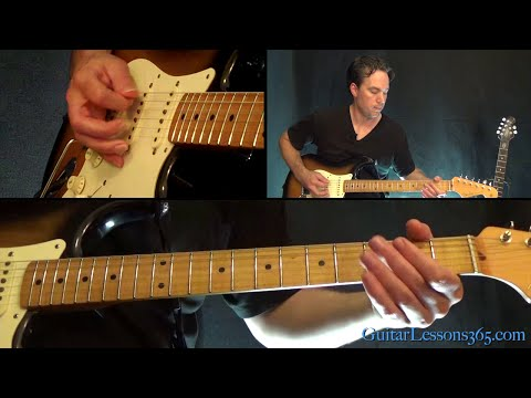 Break on Through (To the Other Side) Guitar Lesson - The Doors