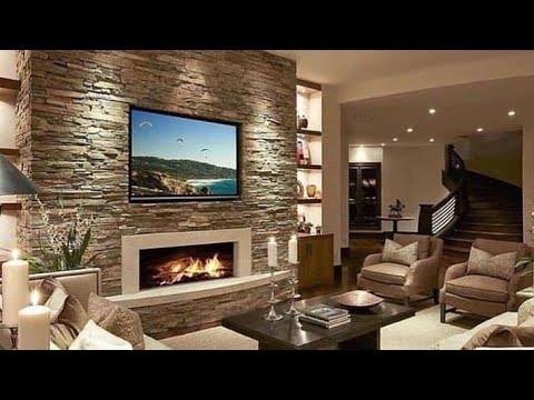 Modern Decorate Around Your Tv Stand Tv Cabinet Designs New 2020 Home Interior Decor Ideas Youtube,Scandinavian Living Room Design