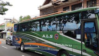 [Ternyata] Pak yusuf mantan kernet bus ALS 234 jurusan jogja -  medan || Petugas agen jogjakarta