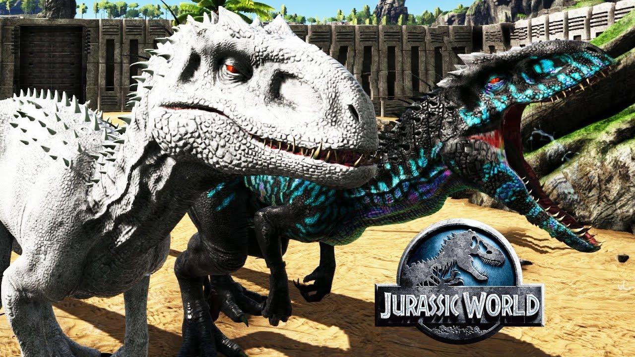 Hermanas Indominus Rex Creando Tres Indominus Rex Jurassic World 2 Ark Youtube Entrá y conocé nuestras increíbles ofertas y promociones. hermanas indominus rex creando tres indominus rex jurassic world 2 ark