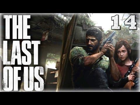 Смотреть прохождение игры The Last of Us. Серия 14 - Элли, прикрой меня.