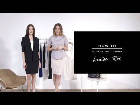 HOW TO: Go From Day To Night - REISS