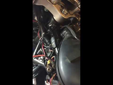 Suzuki Boulevard C90 - Wiring Installation (Mod 3 ...