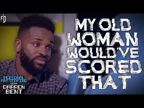 The WORST Thing A Manager Ever Said About Me Was... | Ft. Darren Bent | #PersonalMastermind