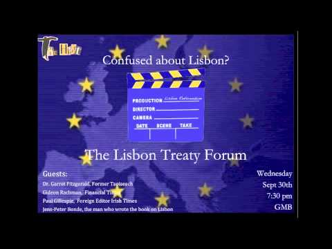 Forum on the Lisbon Treaty