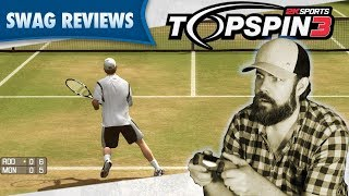 REVIEW: Top Spin 3 (XBOX 360) Tennis - The SWAG Show