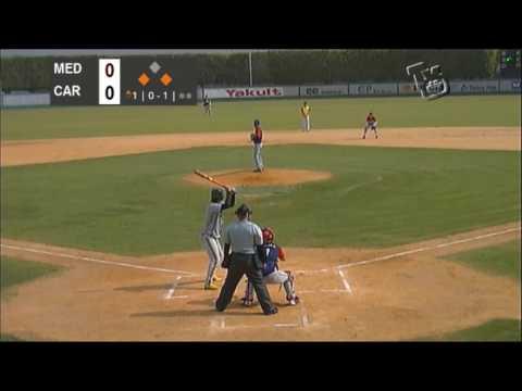 10º Torneio Nacional de Beisebol (Iniciante 2): Med Sorocaba X Carmo do Paranaíba