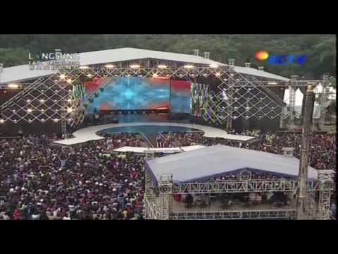 THE VIRGIN [Demi Nama Cinta] Live At Karnaval (16-02-2014) Courtesy SCTV