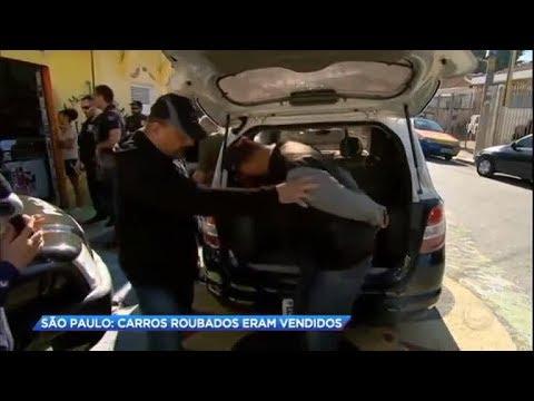 DEIC captura criminosos que vendem carros roubados pela internet
