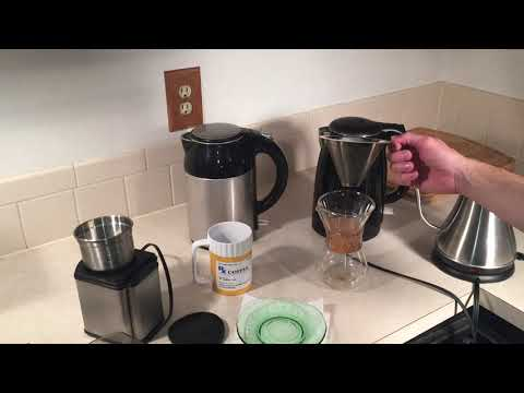 Ratio Eight Edition Coffee Maker Crew Review Youtube