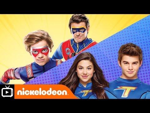 How to Spot a Superhero | Nickelodeon UK