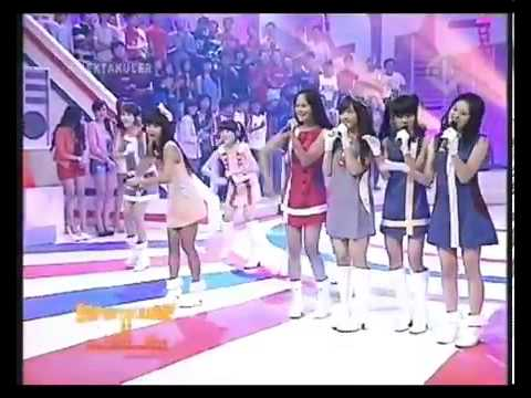 JKT48 - Baby! Baby! Baby! Live At Spektakuler Trans TV