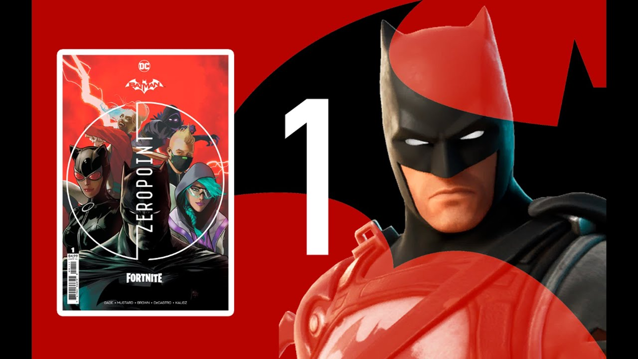 Fortnite Batman Zero Point (Punto Cero) 1. Español Latino.