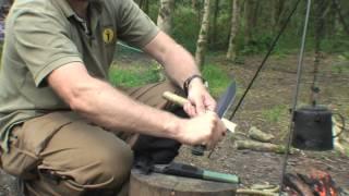 Fallkniven A1 Survival Knife Review