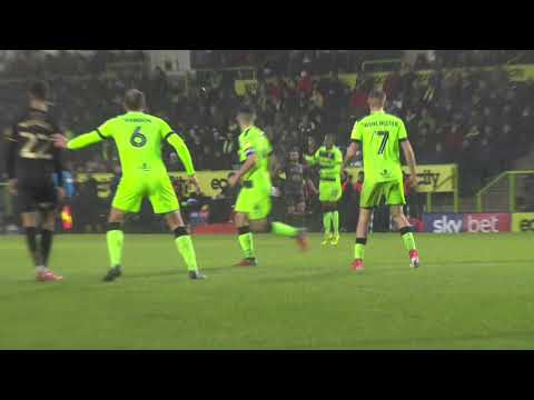 Highlights. Forest Green v Mansfield (abandoned at half time)
