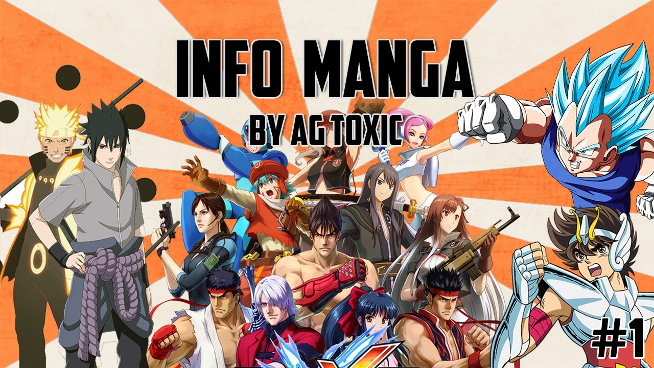 info manga