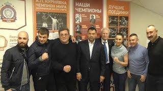 II турнир по боксу памяти О Г Коротаева