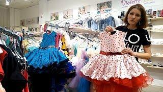 Обзор новинок от 24.04.2019 /// Одежда для девочек Violette Kids