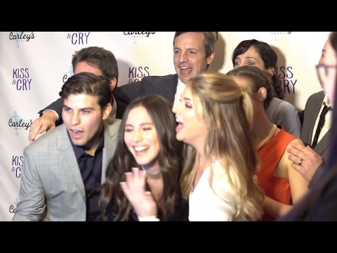Kiss and Cry  Cast at the Toronto Premiere