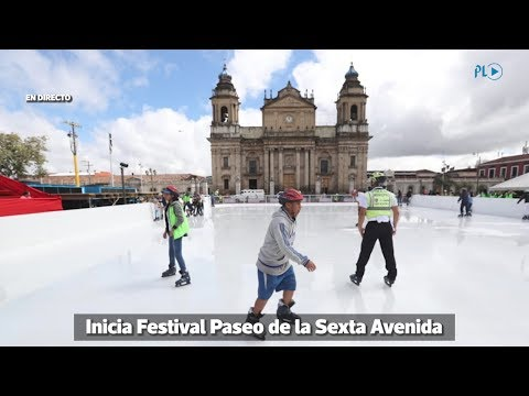 Conozca detalles del Festival del Paseo de la Sexta Avenida | Prensa Libre
