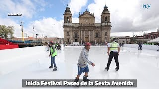 Conozca detalles del Festival del Paseo de la Sexta Avenida   Prensa Libre