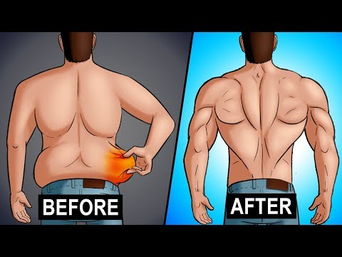 11 Simple Tricks to Lose Love Handles Fast