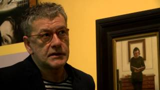 Evening Times - Jack Vettriano interview