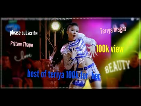 Nepal Idol, Grand Finale,Teriya magar Dance performance 2017