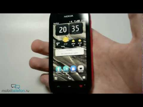 Обзор Nokia 603 на Belle Feature Pack 1 (FP1) (review)