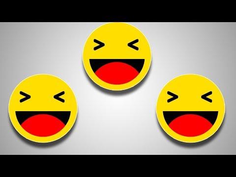 How To Make A Ha Ha Emoji In Photoshop - Creative PS Design