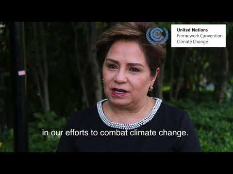 I congratulate India and all countries for the International Solar Alliance: Patricia Espinosa