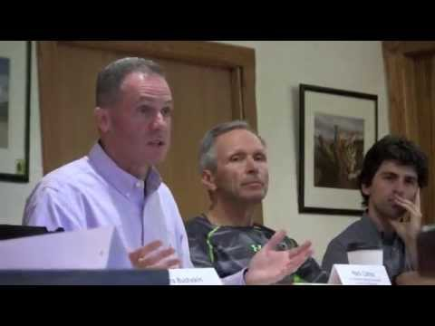 BC FERRIES Ferry Advisory Mtg Oct 21 2015 ⑦ DENMAN CABLE FERRY Update