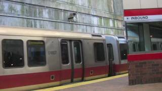 HD-MBTA Quincy Adams Red Line Sation