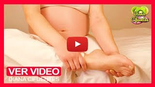 Postparto piernas edema de