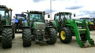 Який б/у трактор 90-140 сил купити з Німеччини / Сільгосптехніка з Європи / ч.5