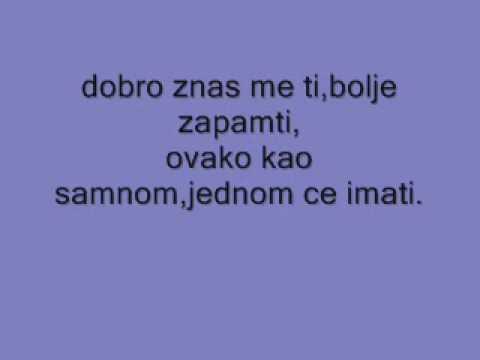 RDT ft. Nina Ove noci lyrics.wmv