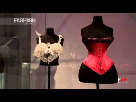 """""""UNDRESSED"""" A brief history of underwear at Victoria & Albert Museum by Fashion Channel"""