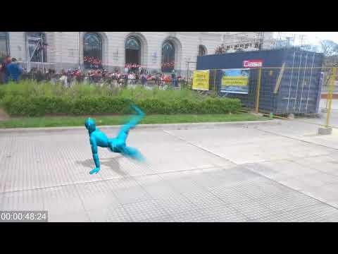 motion capture en Argentina