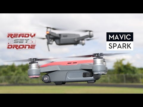 Mavic vs Spark - Which to Buy