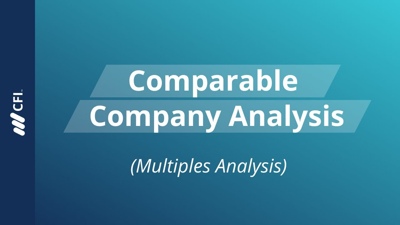 Multiples Analysis – Definition and Explanation of Valuation