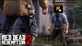 RED DEAD REDEMPTION 2 - The Rageaholic