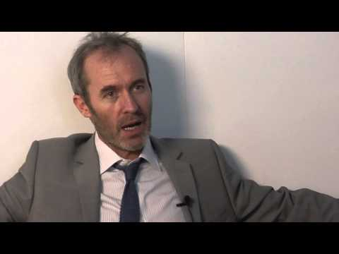 Interview with Stephen Dillane, for The Tunnel