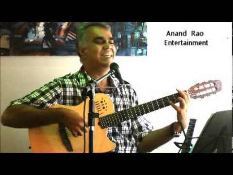 Music Improvisation for Claude Nobs - Anand Rao - Brazil.wmv